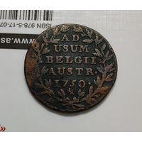 Лиард 1750 Австрийские Нидерланды