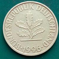 10 пфеннигов 1996 F ГЕРМАНИЯ