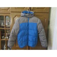 Куртка зимняя пуховик для мальчика.