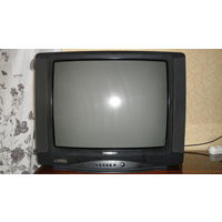 Телевизор Samsung, ЭЛТ. Рабочий, на запчасти.