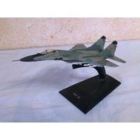 Легендарные самолёты No11 МИГ-29