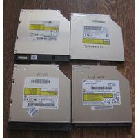 4шт Slim привода DVDRW к ноутбукам