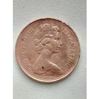 Сборный лот монет  Великобритании 7 штук
