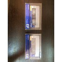 Кассета магнитофонная SONY Super EF90