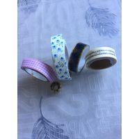 Декоративный скотч и ленты