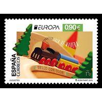 2015 Испания 4973 Европа. Старые игрушки ** (И)