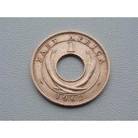 Британская Восточная Африка.  1 цент 1962 год  KM#35