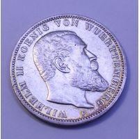 Германия, 3 марки 1912 год.(F)