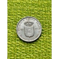 Бельгийское Конго 1 франк 1959