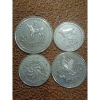 Монеты Грузии! Купы Дарагой!