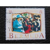 Бермудские острова 1997 г.