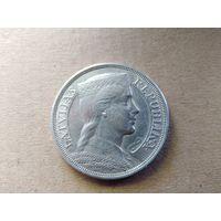 Латвия, 5 лат 1929 г., Милда, серебро