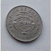 Коста-Рика 50 сентимо, 1978 7-8-23