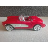 CHEVROLET CORVETTE 1957. FRANKLIN Mint 1:43.