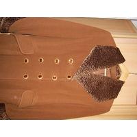 Женское пальто(кашемир),осень-весна,р46-48