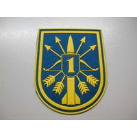 Шеврон 1 зенитный ракетный полк ВВС и войск ПВО Беларусь