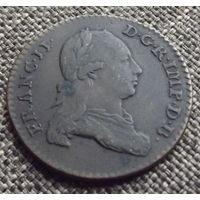 Австрийские Нидерланды. 1 лиард 1794