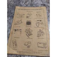 "Паспорт""Машина кухонная Помощница""\1"