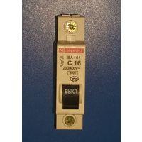 Автоматический выключатель ЭЛЕКТРО ВА161 С16