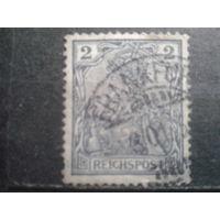 "Германия 1900 Стандарт, ""Германия"" 2 пф"