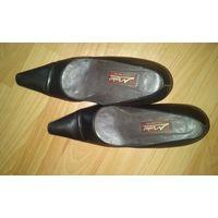 Туфли черные Марко