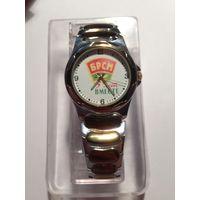 Часы БРСМ (новые,в футляре), выпущенные ограниченным тиражом.