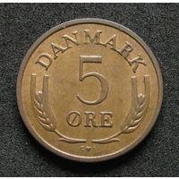 Дания 5 эре 1967 (60)