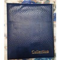 Альбом-папка для монет и банкнот