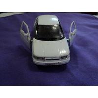 Машинка металлическая Lada 110.лот 3