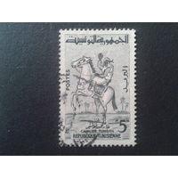 Тунис 1959 всадник