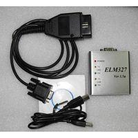 USB адаптер ELM 327 v1.5а для диагностики по стандарту OBD2 + программы к нему.Хорош для Ford,Mazda с 96г. почти все блоки,итальянцев..Подходит для бензинок выпущенных с 2000 года.