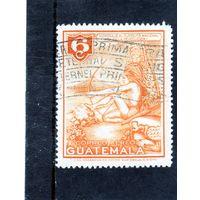 Гватемала.Ми-558.Индеец.В честь Национальной Армии Революции.1954.