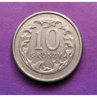 10 грошей 1998 Польша #02