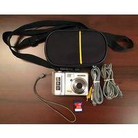 Цифровой фотоаппарат Samsung Digimax S500, б/у