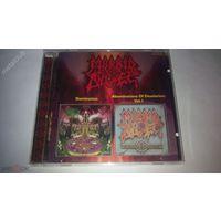 MORBID ANGEL 1995 Domination / 1991 Abominations Of Desolation Vol.1