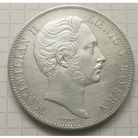 Бавария 2 талера 1856 г