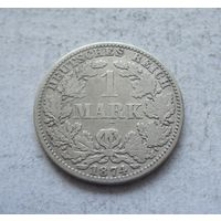 Германия 1 марка 1874 A (Берлин)