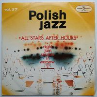 LP All Stars After Hours - Night Jam Session In Warsaw 1973