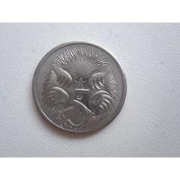 5 Центов 2001 (Австралия) Елизавета II