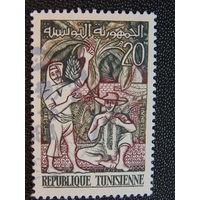 Тунис. Искусство.