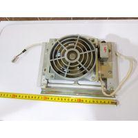Кулер-вентелятор  220 вольт рабочий