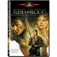 Плоть и кровь / Flesh + Blood / The Rose And The Sword (Пол Верховен) DVD9