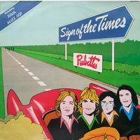 The Rubettes /Sign Of The Times/1976, State, LP, EX, France