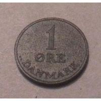1 эре, Дания 1969 г.