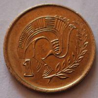 1 цент 1994 Кипр
