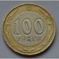 Казахстан 100 тенге, 2002 г.