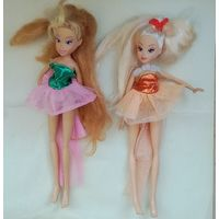 Куклы-2 шт.-б\у.