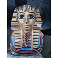 Фараон. Фигура. Гипс