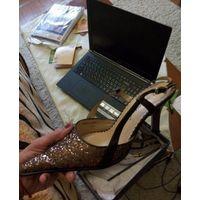 Туфли крутые стильные р. 39