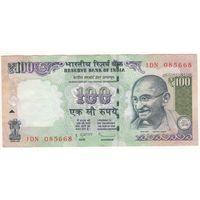 Индия, 100 рупий, 085668, 2012г